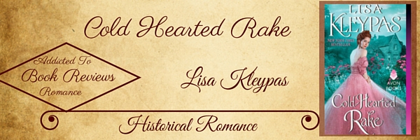 Book Review-Cold Hearted Rake by Lisa Kleypas