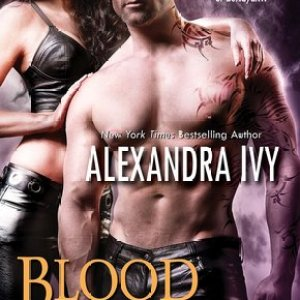 Book Review-Blood Assasin by Alexandra Ivy