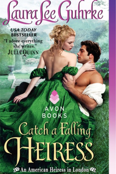 Book Review-Catch A Falling Heiress by Laura Lee Guhrke