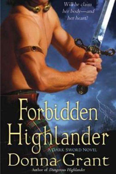 Book Review-Forbidden Highlander by Donna Grant