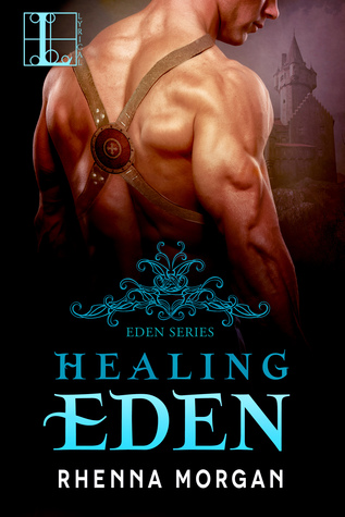 Tasty Book Tour: Review-Healing Eden by Rhenna Morgan
