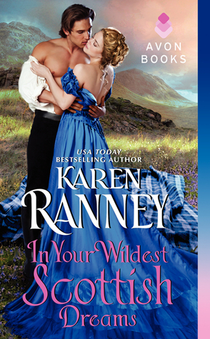 In Your Wildest Scottish Dreams (MacIain, #1)