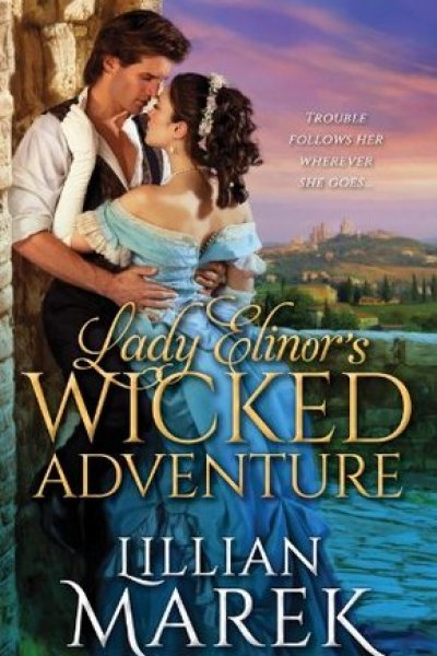 Book Review-Lady Elinor's Wicked Adventures