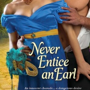 Book Review-Never Entice An Earl by Lily Dalton