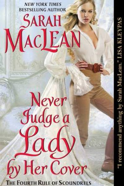 Book Review-Never Judge A Lady By Her Cover