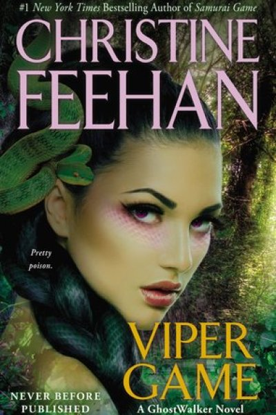 Book Review-Viper Game by Christine Feehan