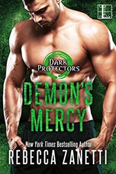 Book Review-Demon's Mercy by Rebecca Zanetti