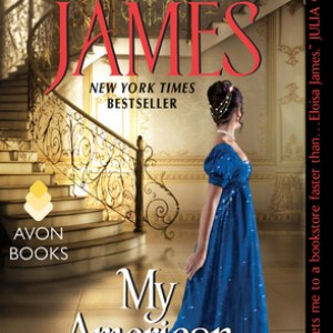 Book Review-My American Duchess by Eloisa James
