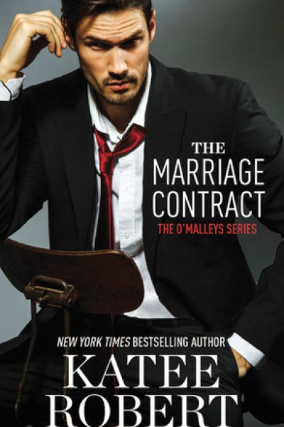 Book Review-The Marriage Contract by Katee Robert
