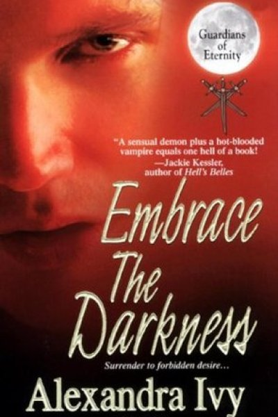 Book Review-Embrace The Darkness by Alexandra Ivy