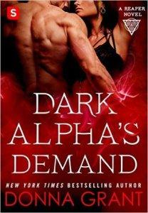 Dark Alpoha's Demand