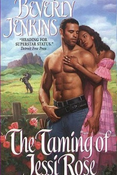 Book Review- The Taming Of Jessi Rose