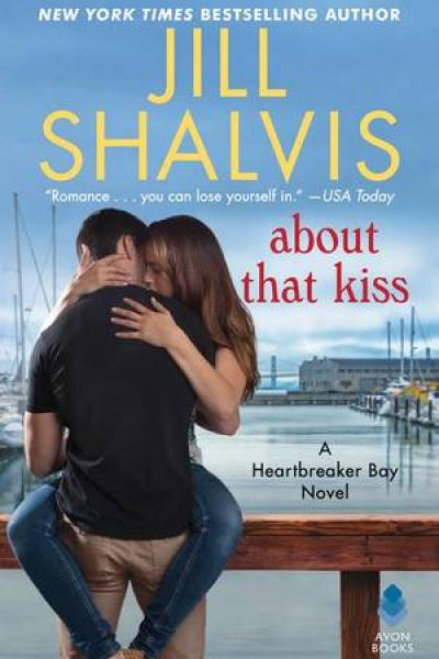 Book Review-About That Kiss by Jill Shalvis