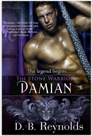 Book Review-Damian by D.B Reynolds