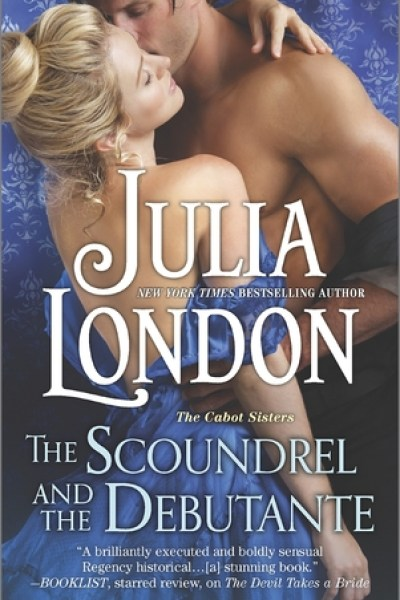 Book Review-The Scoundrel and the Debutante by Julia London