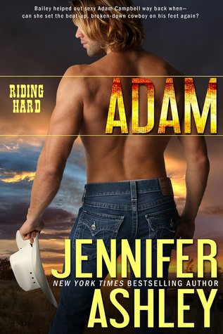 Book Review-Adam by Jennifer Ashley