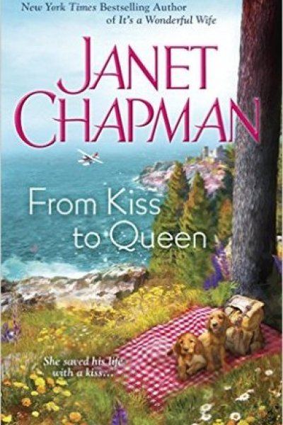 Book Review-From Kiss To Queen by Janet Chapman