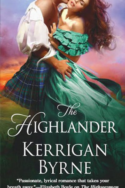 ARC Book Review-The Highlander by Kerrigan Bryne