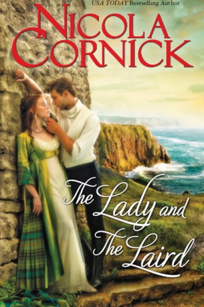 Book Review-The Lady and the Laird by Nicola Cornick