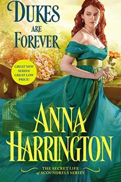 Book Review-Dukes Are Forever by Anna Harrington