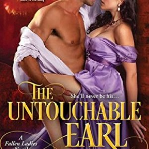 ARC Book Review-The Untouchable Earl by Amy Sandas