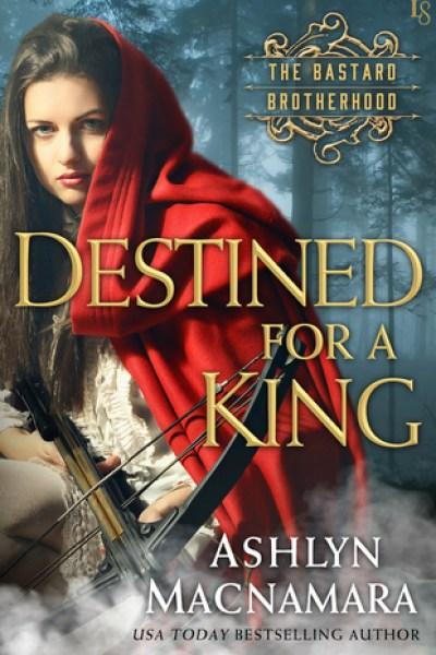 Book Review-Destined For A King by Ashlyn Macnamara