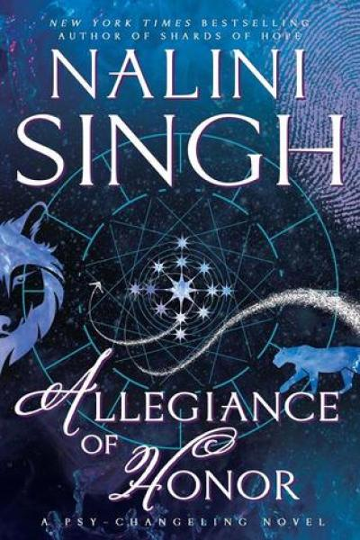 Book Review-Allegience Of Honor by Nalini Singh