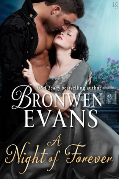 ARC Book Review-A Night Of Forever by Bronwen Evans