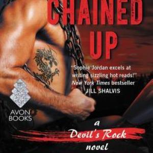 Book Review-All Chained Up by Sophie Jordan