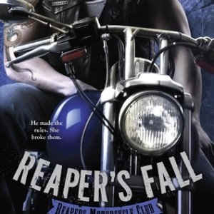 Audio Book Review-Reaper's Fall by Joanna Wylde