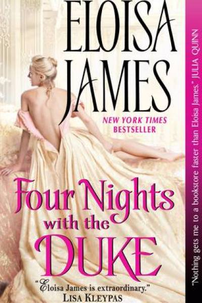 ARC Book Review-Four Nights With The Duke by Eloisa James