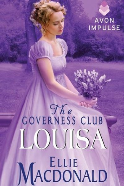 Book Review-The Governess Club: Louisa by Ellie MacDonald