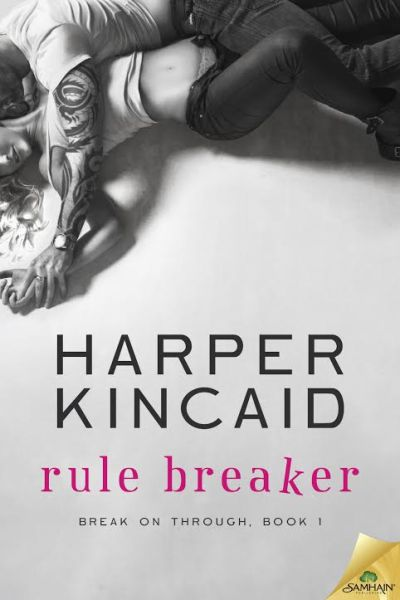 ARC Book Review and Tour: Rule Breaker by Harper Kinkaid