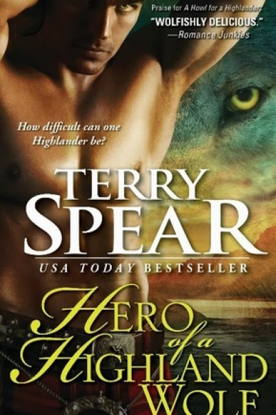 Book Review-Hero of a Highland Wolf