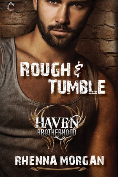 Book Review-Rough and Tumble by Rhenna Morgan