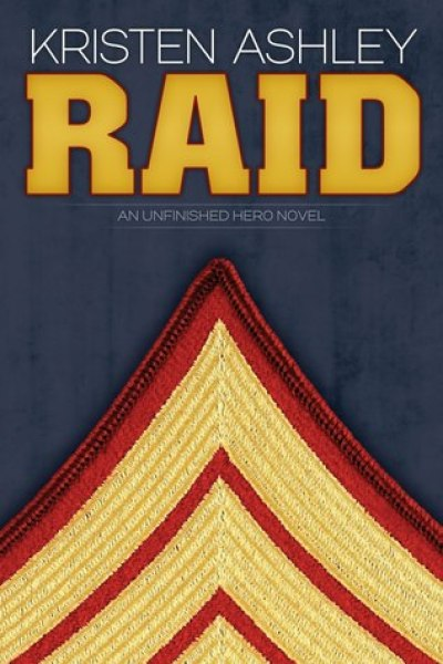 Book Review-Raid by Kristen Ashley