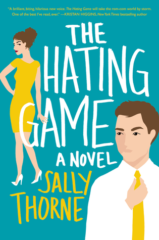 Book Review-The Hating Game by Sally Thorne