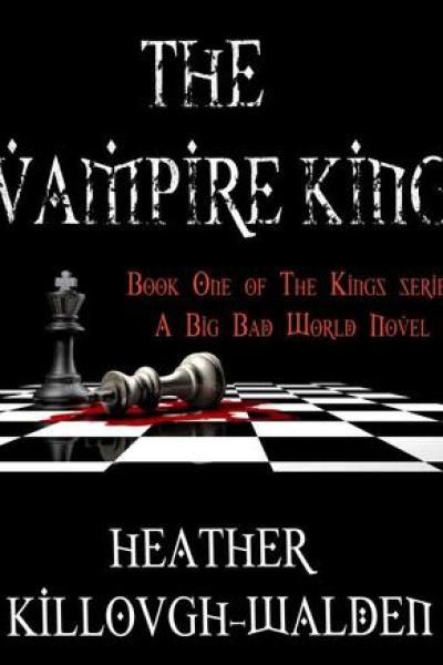 Book Review-The Vampire King by Heather Killovgh Walden