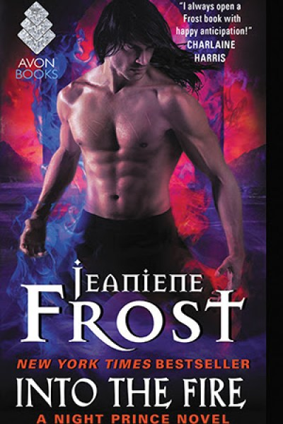 Book Review-Into The Fire by Jeaniene Frost