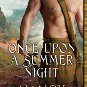 Book Review-Once Upn A Summer Night by Nancy Scanlon