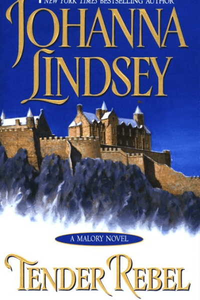 Book Review-Tender Rebel by Johanna Lindsey