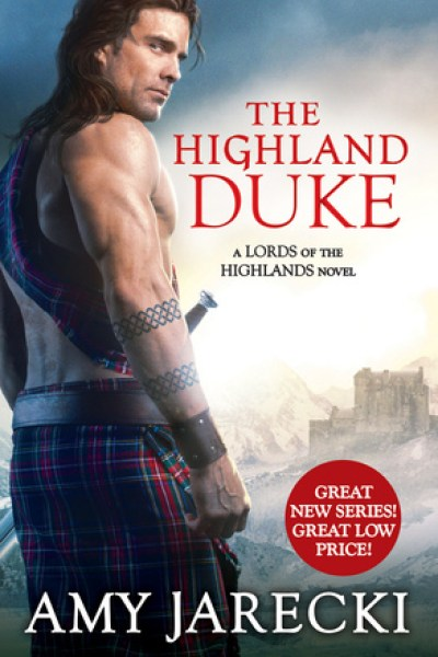 Book Review-The Highland Duke by Amy Jarecki