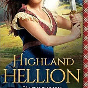 Book Review- Highland Hellion by Mary Wine