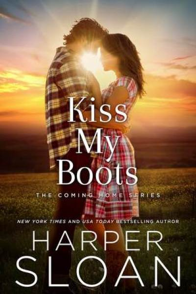 Book Review-Kiss My Boots by Harper Sloan
