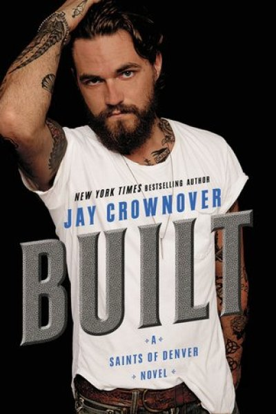 Quickie Book Review-Built by Jay Crownover