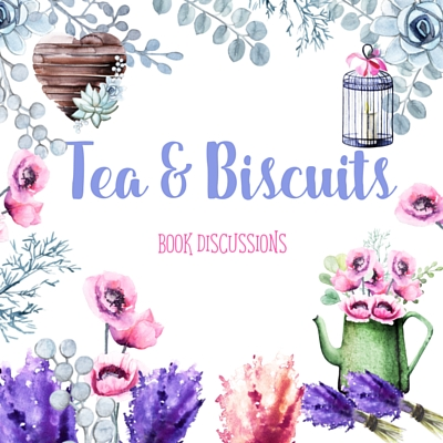 Tea and Biscuits Book Discussion: It's Okay To Interact With Authors