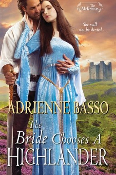 Book Review-The Bride Chooses A Highlander by Adrienne Basso