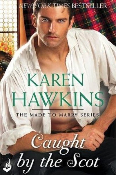 Book Review-Caught By The Scot by Karen Hawkins