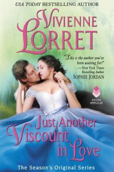 Novella Book Review-Just Another Viscount In Love by Vivienne Lorret