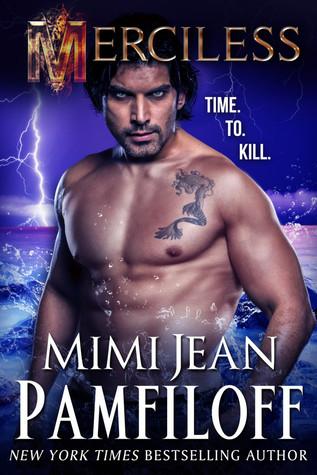 Trilogy Book Review-Mermen, Mermadmen, Merciless by Mimi Jean Pamfiloff